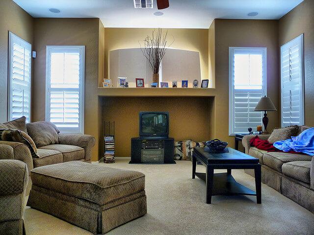 am nager son salon comment cr er une ambiance bricolo blogger. Black Bedroom Furniture Sets. Home Design Ideas