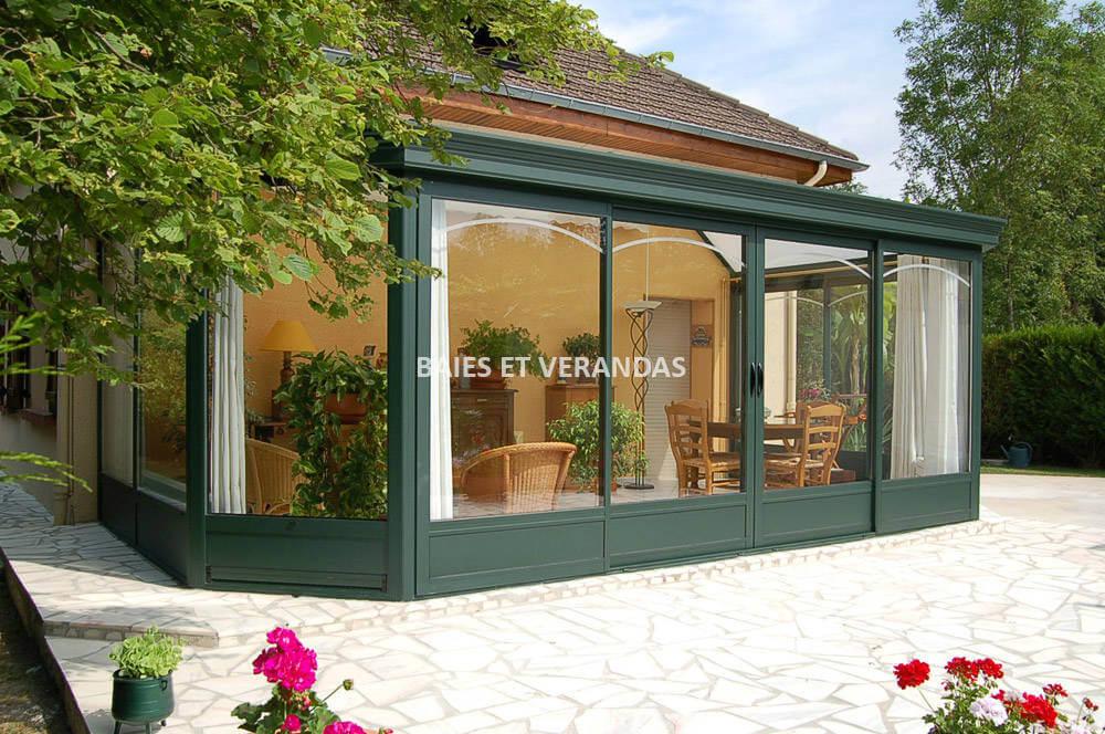 5 bonnes raisons de faire construire une veranda bricolo blogger. Black Bedroom Furniture Sets. Home Design Ideas