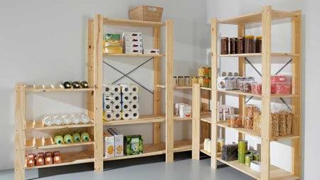 5 astuces pour gagner de la place chez vous bricolo blogger for Nourriture chez ikea