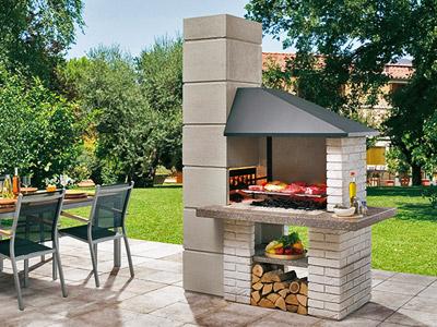 avoir son barbecue dans le jardin cr ez le en quelques. Black Bedroom Furniture Sets. Home Design Ideas