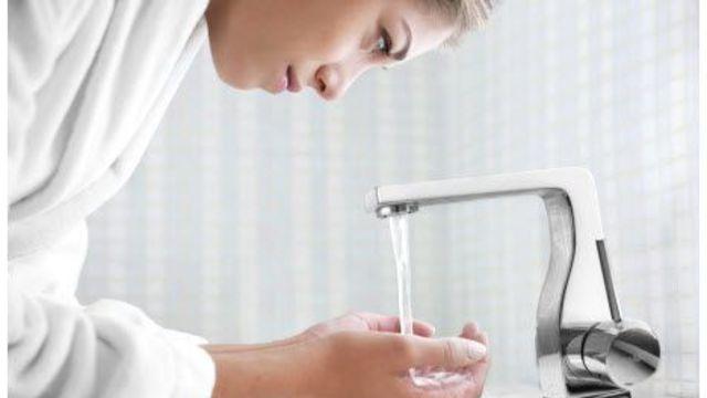 eau de bonne qualité