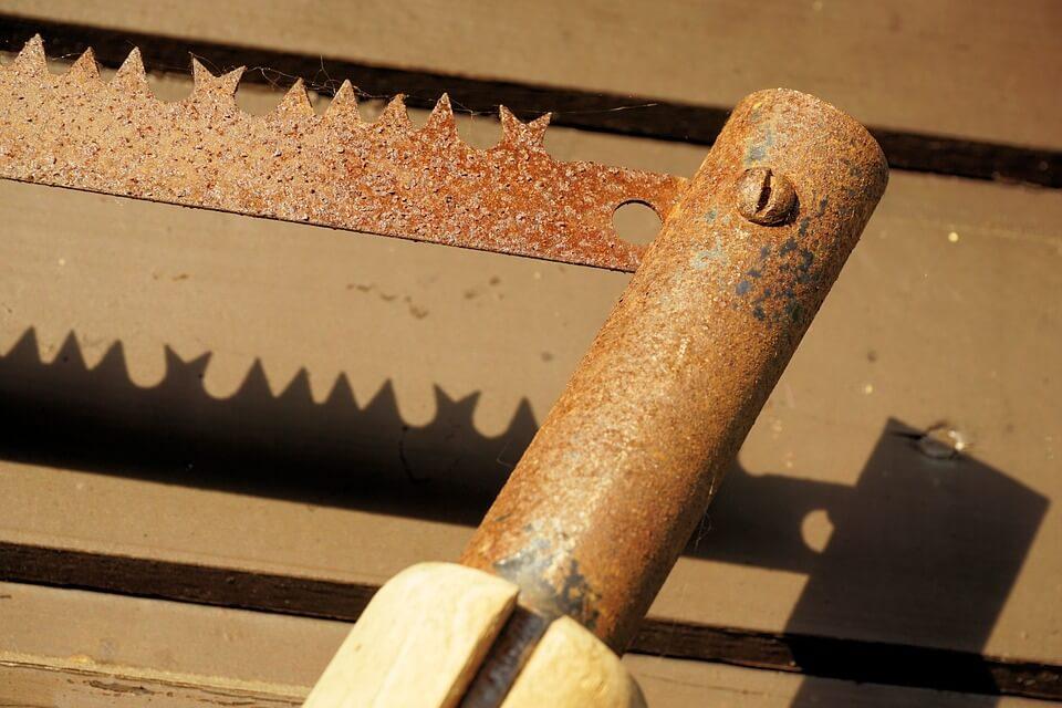 scie sabre