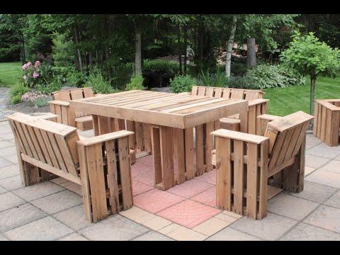 Quelques idées de meuble en palette à faire chez soi | Bricolo Blogger