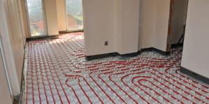 Avantages du plancher chauffant