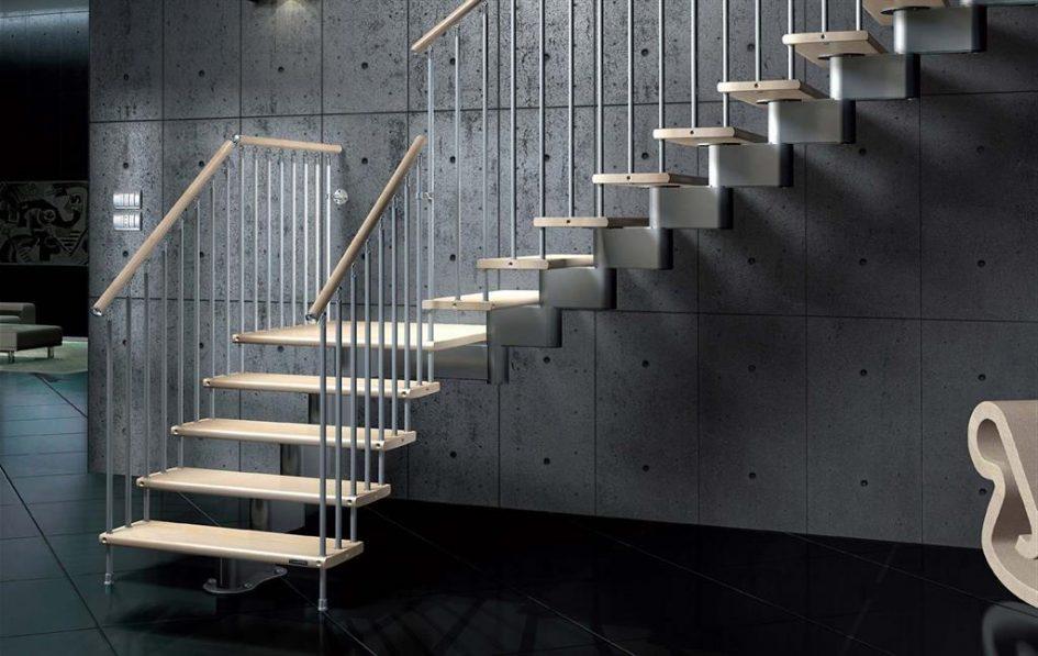 l escalier mobirolo un nouveau type d escalier bricolo. Black Bedroom Furniture Sets. Home Design Ideas