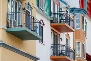 Les caractéristiques d'un balcon sécuritaire