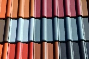 couleur de toiture d'une habitation
