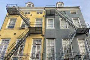 peinture pour rénover la façade