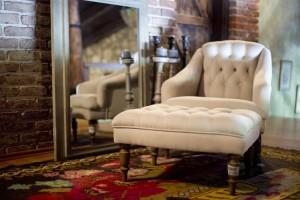 Rembourrer de vieux meubles pour un nouveau look