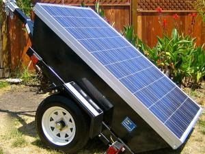kit solaire photovoltaïque