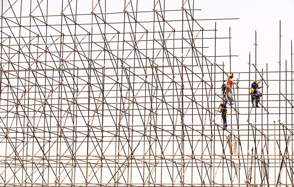 La sécurité sur les chantiers de construction