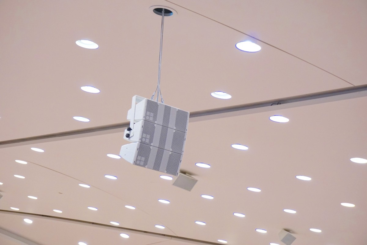 spots plafond