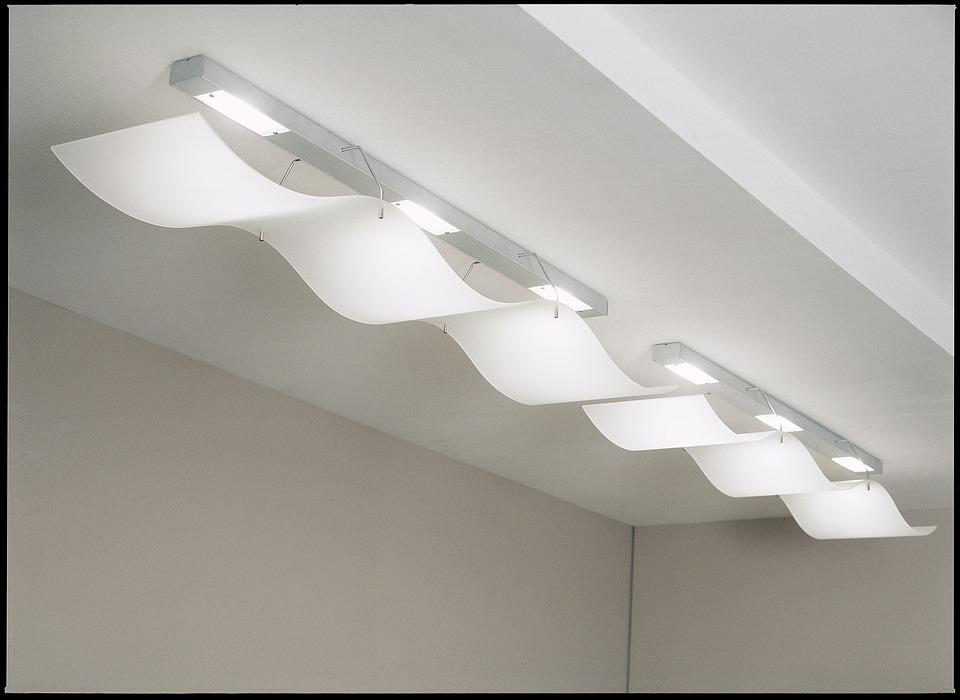 éclairage LED dans la déco