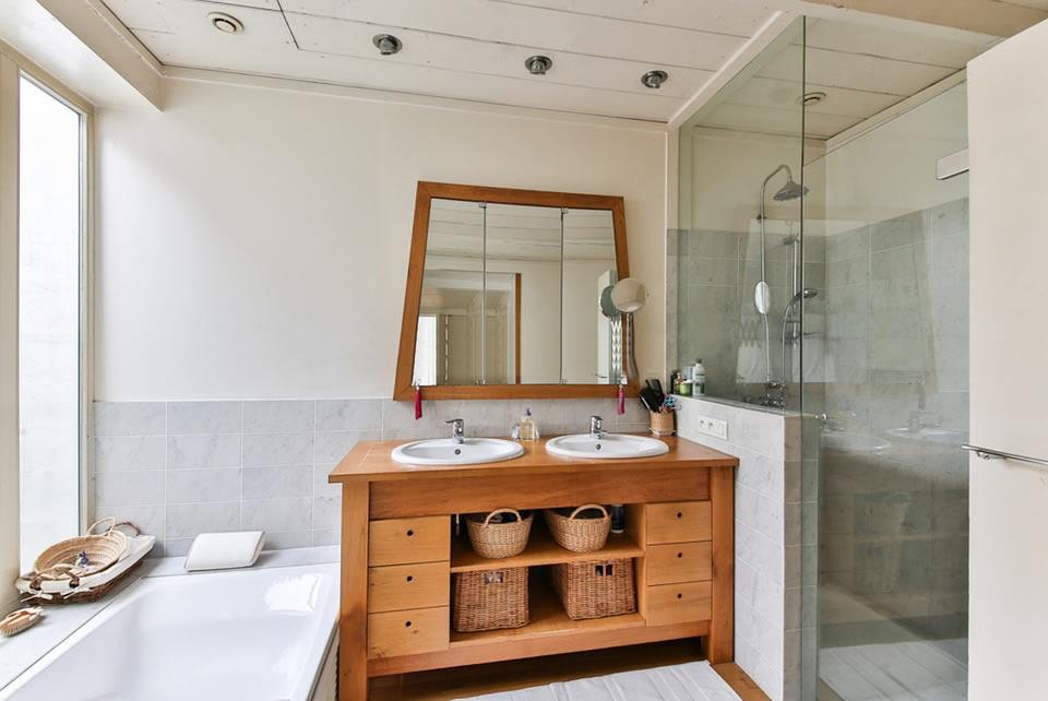aménager une salle de bain