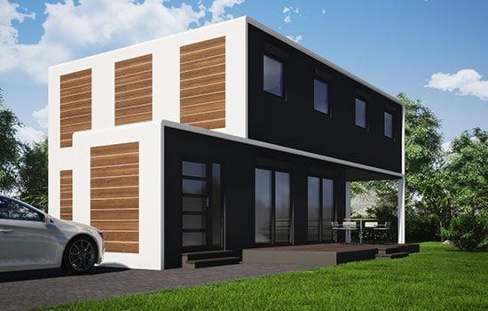 trouver une maison modulable