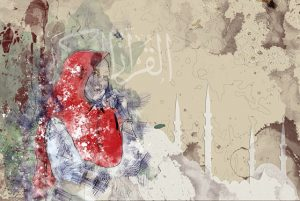 Histoire de la décoration islamique
