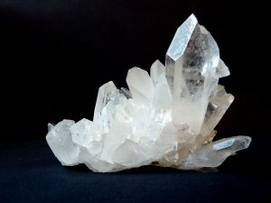 décoration originale en cristal