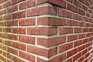 un mur en brique