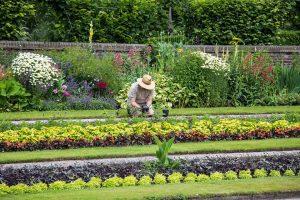 gain d'espace petit jardin